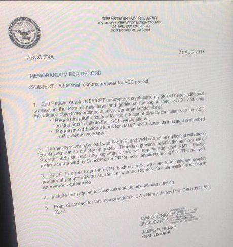 Спецслужбы США проявляют интерес к контролю криптовалют. Очередной фейк или реальность?