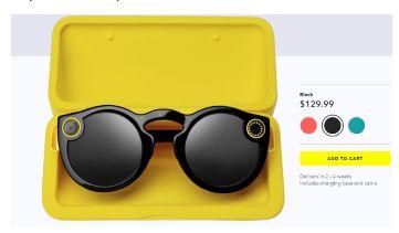 Из-за чего Snap так важно экспериментировать с очками AR?
