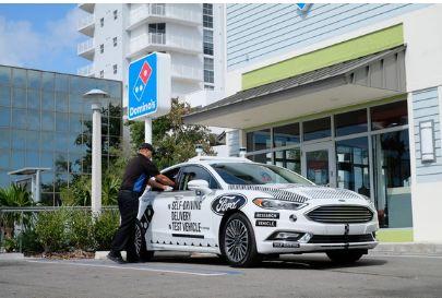 Рынок коммерческих автомобилей-роботов: Ford начинает с беспилотной доставки
