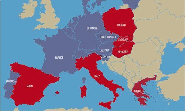 5 ключевых рисков, угрожающих целостности ЕС