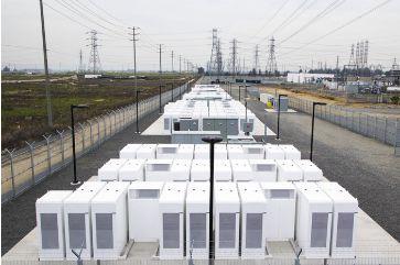 Tesla может стать поставщиком аккумуляторов для ветряков  Vestas Wind